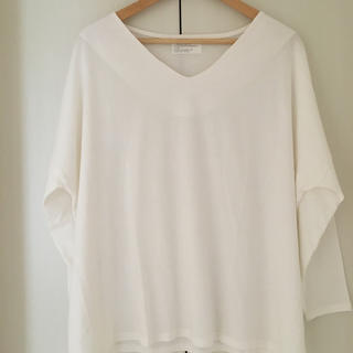 アンティカ(antiqua)のantipua  長袖(Tシャツ(長袖/七分))