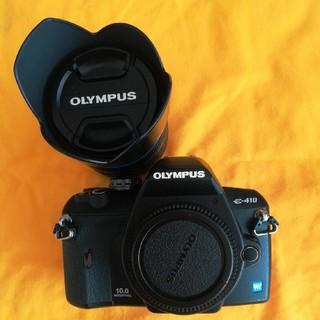 E-410 オリンパス OLYMPUS 一眼レフカメラ ズームレンズ