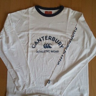 カンタベリー(CANTERBURY)のカンタベリー  Canterbury  長袖Tシャツ(ラグビー)