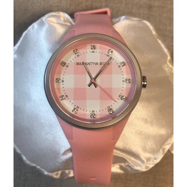 Samantha Silva(サマンサシルヴァ)のサマンサシルバ 腕時計 レディースのファッション小物(腕時計)の商品写真