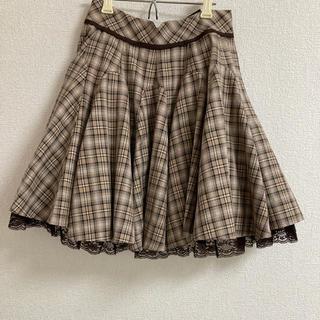 ロディスポット(LODISPOTTO)のミルフィーユクローゼット スカート (ひざ丈スカート)