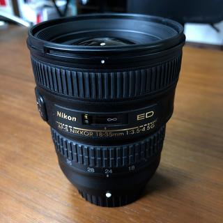ニコン(Nikon)のNikon AF-S NIKKOR 18-35mm f/3.5-4.5G ED(レンズ(ズーム))
