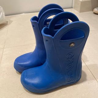 crocs - クロックス CROCS 長靴 21
