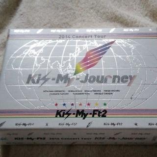 Kis-My-Ft2 - Kis-My-Journey DVD 初回盤