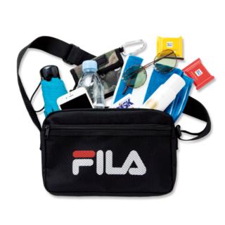 FILA - 新品未使用 FILA ショルダーバッグ  フィラ