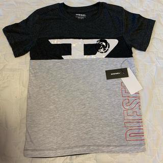 ディーゼル(DIESEL)の新品 ディーゼル 男の子 Tシャツ(Tシャツ/カットソー)