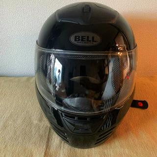 ベル(BELL)のBELL★ベル フルフェイス★ヘルメット サイズL(ヘルメット/シールド)