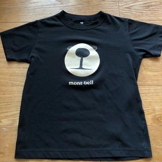 モンベル(mont bell)のモンベル 熊のTシャツ 140(Tシャツ/カットソー)