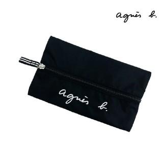 アニエスベー(agnes b.)のアニエス・ベー ペンケース ブラック(ペンケース/筆箱)