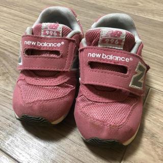 New Balance - ニューバランス 14.5 美品