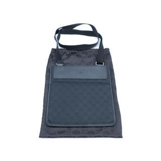 グッチ(Gucci)の《GUCCI/GGキャンバス ショルダーバッグ 27639》ABランク 袋 美品(ショルダーバッグ)
