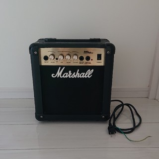 Marshall MG10cd 金パネル 中古 動作確認済 marima様専用(ギターアンプ)