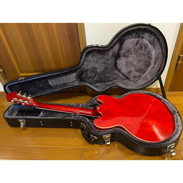 Epiphone(エピフォン)のEpiphone Riviera Reissue 楽器のギター(エレキギター)の商品写真