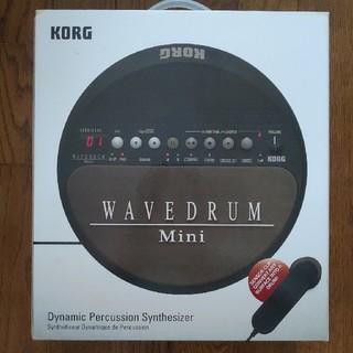 コルグ(KORG)のKORG WAVEDRUM Mini 未使用(電子ドラム)