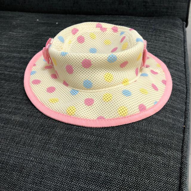 mikihouse(ミキハウス)のミキハウス帽子 キッズ/ベビー/マタニティのこども用ファッション小物(帽子)の商品写真
