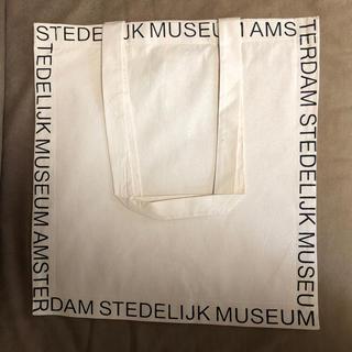 ヤエカ(YAECA)のアムステルダム市立美術館オリジナルエコバッグ トートバッグ (15)(エコバッグ)
