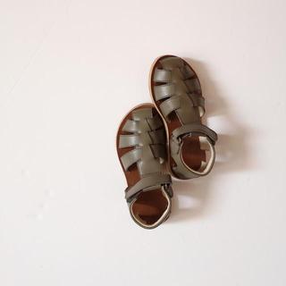 キャラメルベビー&チャイルド(Caramel baby&child )のEureka sandals  サンダル 新品未使用(サンダル)