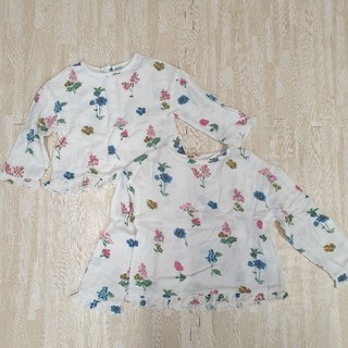 キャスキッドソン(Cath Kidston)のキャスキッドソン 姉妹 お揃い 1-2歳 5-6歳 子供服(Tシャツ/カットソー)