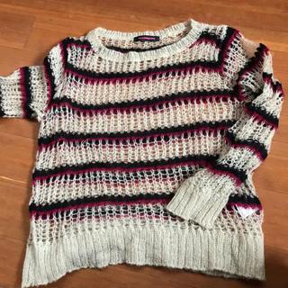 アルゴンキン(ALGONQUINS)のアルゴンキン ニット セーター サイズフリー (ニット/セーター)