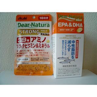 アサヒ - ディアナチュラ ゴールド EPA&DHA アミノ マルチビタミン&ミネラル