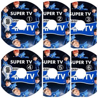スーパージュニア(SUPER JUNIOR)のSUPER TV DVD セット(アイドル)