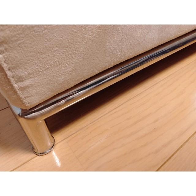 オットマン クラスティーナ ウルティマソファ インテリア/住まい/日用品のソファ/ソファベッド(オットマン)の商品写真