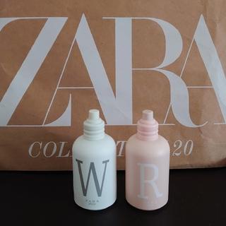 ザラ(ZARA)のZARAザラ香水オードトワレ2本セットローズホワイト(ユニセックス)