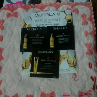 ゲラン(GUERLAIN)のゲラン⭐美容液サンプルセット(美容液)
