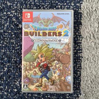 ニンテンドースイッチ(Nintendo Switch)のドラゴンクエストビルダーズ2 破壊神シドーとからっぽの島 Switch(家庭用ゲームソフト)