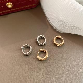 ジャーナルスタンダード(JOURNAL STANDARD)の#651 import : tiny chain gold(ピアス)