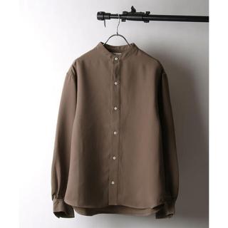 STUDIOUS - 今日だけ特価 新品 Nilway ニルウェイ ユウ コラボ バンドカラーシャツ