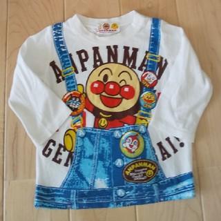 アンパンマン(アンパンマン)のアンパンマン ロンT 80cm(Tシャツ)