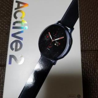 ギャラクシー(Galaxy)のGALAXY watch Active2  40mm(腕時計(デジタル))
