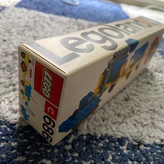 レゴ(Lego)の【新品未開封】LEGO レゴ 686 (1973年)(知育玩具)