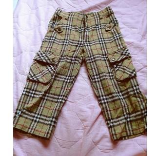 バーバリー(BURBERRY)のバーバリ キッズ 子供 パンツ ズボン(パンツ/スパッツ)