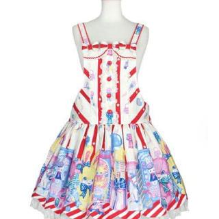 アンジェリックプリティー(Angelic Pretty)のangelic pretty toy doll box サロペット シロ(その他)