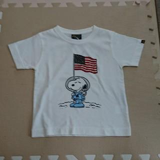 アルファ(alpha)のALPHA キッズ スヌーピー Tシャツ(Tシャツ/カットソー)