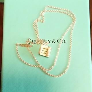 ティファニー(Tiffany & Co.)のティファニー アトラスキューブ ネックレス(ネックレス)