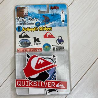 クイックシルバー(QUIKSILVER)の新品未開封☆ QUIKSILVER クイックシルバー ステッカーセット(サーフィン)