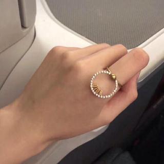 ディオール(Dior)のビンテージリング(リング(指輪))
