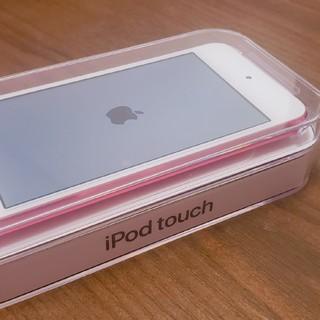 アップル(Apple)のiPodtouch 7世代 32G ピンク(その他)