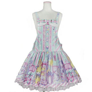 アンジェリックプリティー(Angelic Pretty)のtoy doll box サロペット ミント Buyns様 専用ページ(その他)