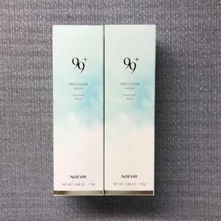 noevir - ノエビア 99プラス ミルクローション(アクア) NOEVIR 乳液 セット