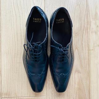 タケオキクチ(TAKEO KIKUCHI)のKIKUCHI TAKEO 革靴 / 27.0cm(ドレス/ビジネス)