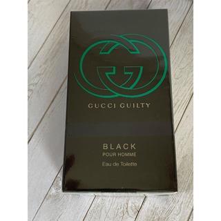 グッチ(Gucci)のグッチ ギルティ ブラック プールオム EDT 50ml (香水(男性用))
