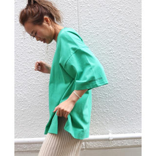 トゥデイフル(TODAYFUL)の専用ウカさま取り置きviaj ビックサイズTシャツ(Tシャツ/カットソー(半袖/袖なし))