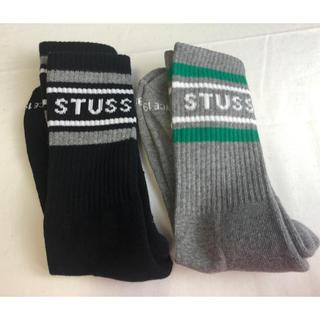 ステューシー(STUSSY)のstussy メンズ 靴下(ソックス)