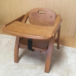 ヤマトヤ(大和屋)の大和屋 アーチローチェアー 木製子供椅子(その他)