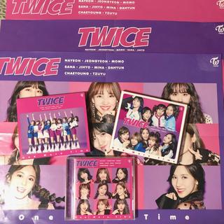 ウェストトゥワイス(Waste(twice))のTWICE one more time セット(K-POP/アジア)