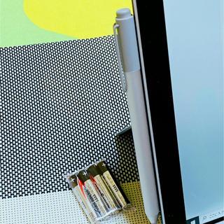 マイクロソフト(Microsoft)のsurface ペン 電池新品(PC周辺機器)